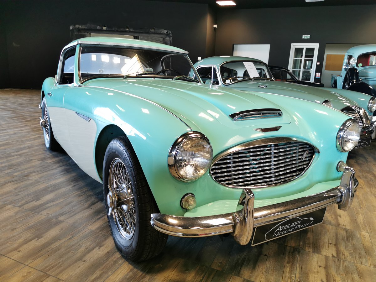 1957 AUSTIN HEALEY 100/6 For Sale (picture 1 of 5)
