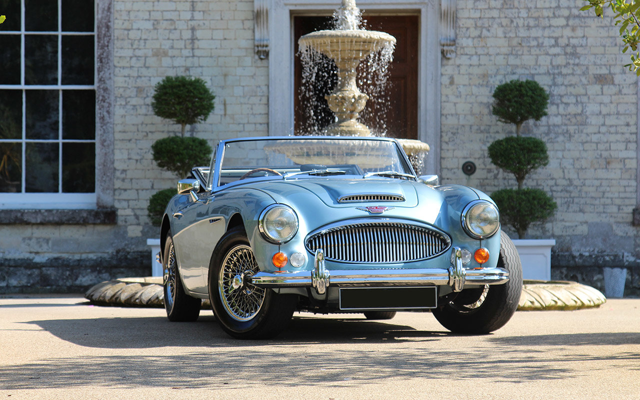 1964 Austin Healey 3000 MkIII Original RHD Project SOLD (picture 1 of 5)