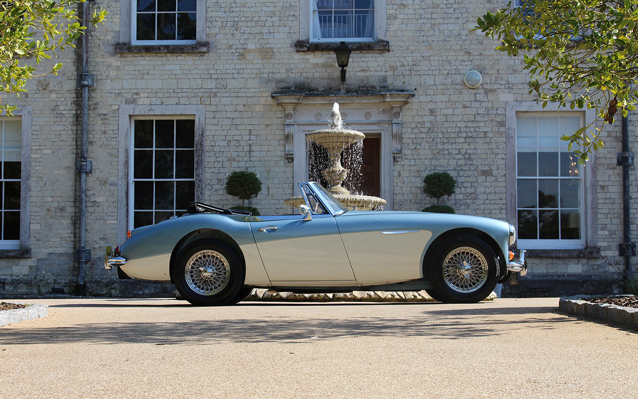 1964 Austin Healey 3000 MkIII Original RHD Project SOLD (picture 3 of 5)