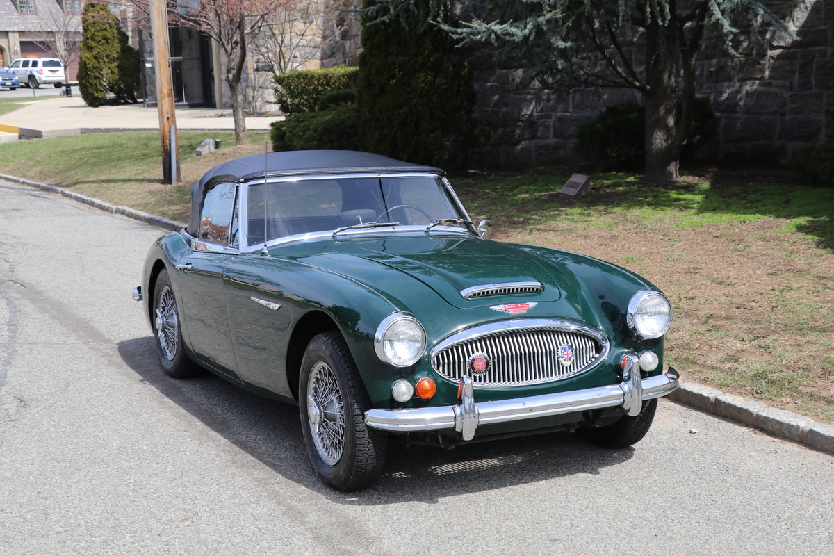 Stunning 1967 Austin-Healey 3000 Mark III BJ8 For Sale (picture 1 of 6)