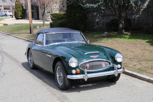 Stunning 1967 Austin-Healey 3000 Mark III BJ8