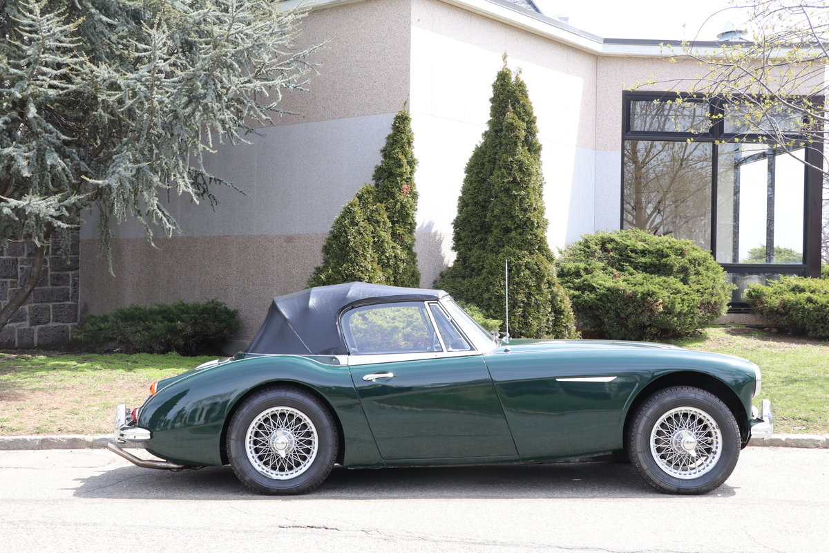 Stunning 1967 Austin-Healey 3000 Mark III BJ8 For Sale (picture 2 of 6)