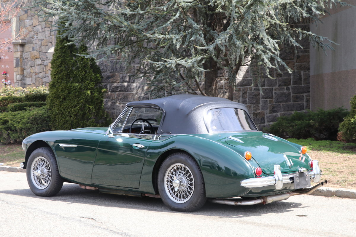 Stunning 1967 Austin-Healey 3000 Mark III BJ8 For Sale (picture 3 of 6)