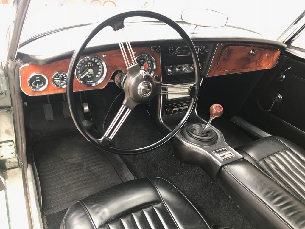 Stunning 1967 Austin-Healey 3000 Mark III BJ8 For Sale (picture 4 of 6)