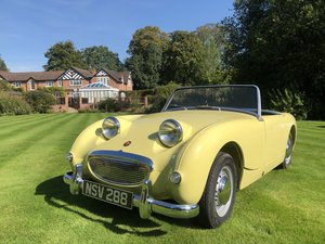 1960 Austin Healey 'Frogeye' Sprite, Better than New
