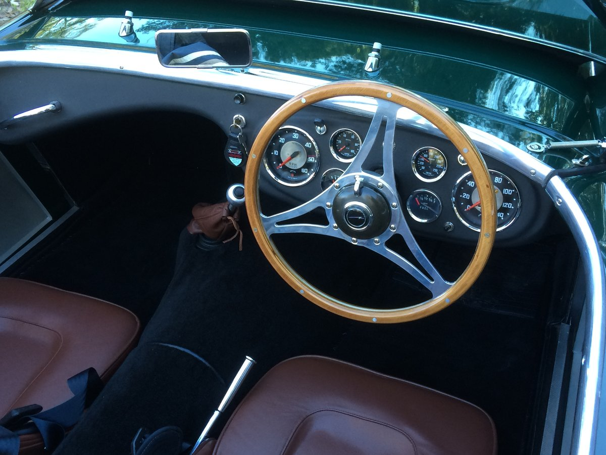 1955 Austin Healey BN2 Full Alloy Body For Sale (picture 4 of 6)