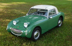 1958 WANTED - AUSTIN HEALEY FROGEYE SPRITE MK1 Wanted
