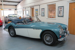 1965 Austin Healey 3000 BJ8 Mk3 - Overdrive  For Sale