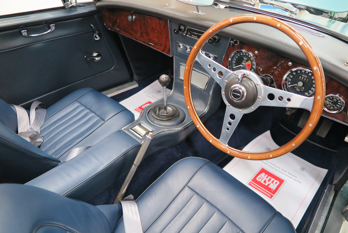 1965 Austin Healey 3000 BJ8 Mk3 - Overdrive  For Sale (picture 5 of 6)
