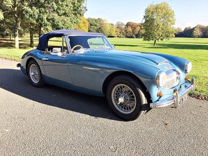 1964 Austin Healey 3000 BJ8 Phase 1 For Sale