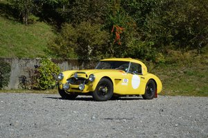 1957 – Austin Healey 100/6 For Sale by Auction
