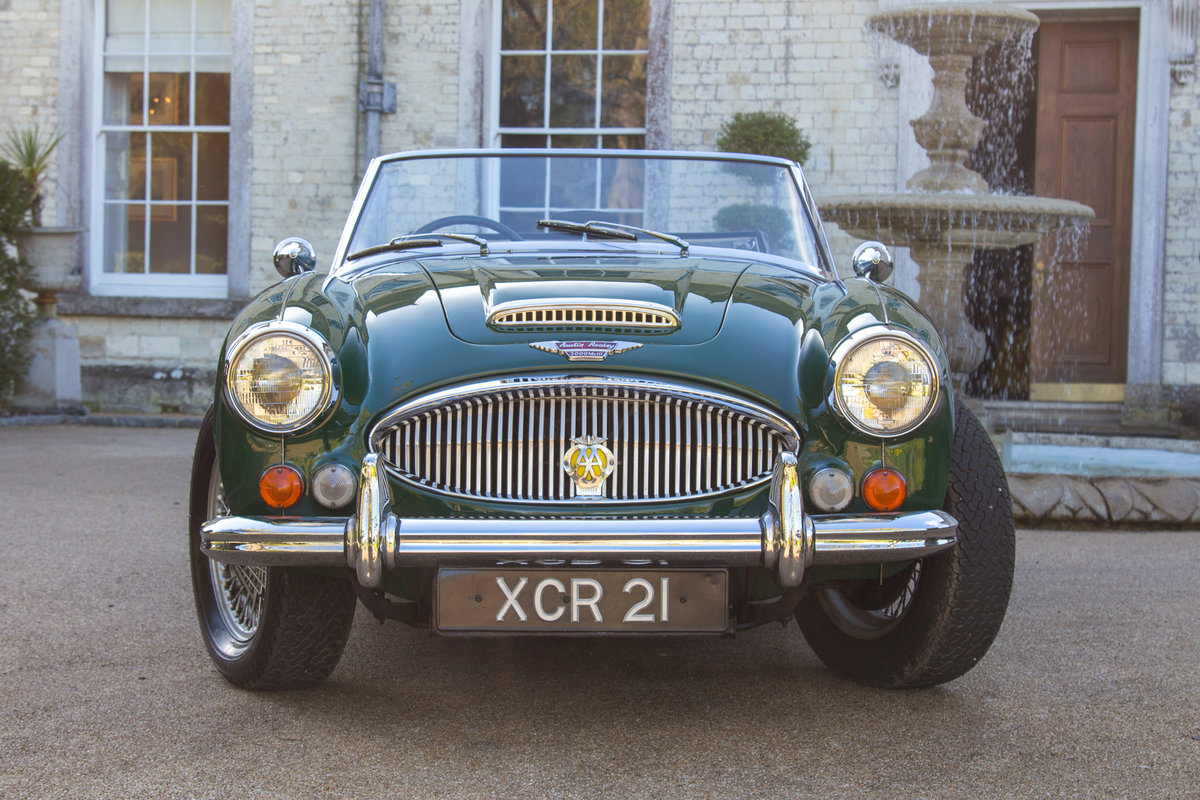 1966 Austin Healey 3000 MkIII BJ8 | 30k from New UK Car For Sale (picture 2 of 6)