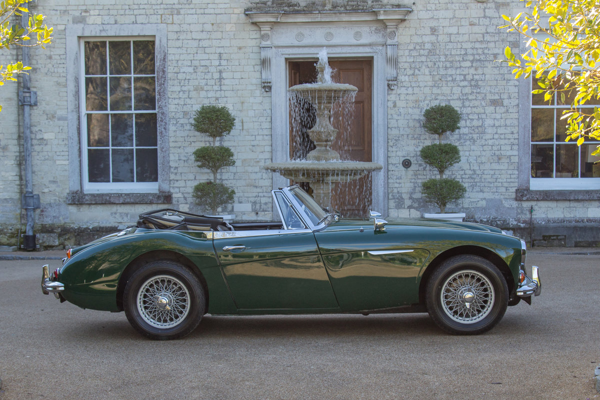 1966 Austin Healey 3000 MkIII BJ8 | 30k from New UK Car For Sale (picture 3 of 6)