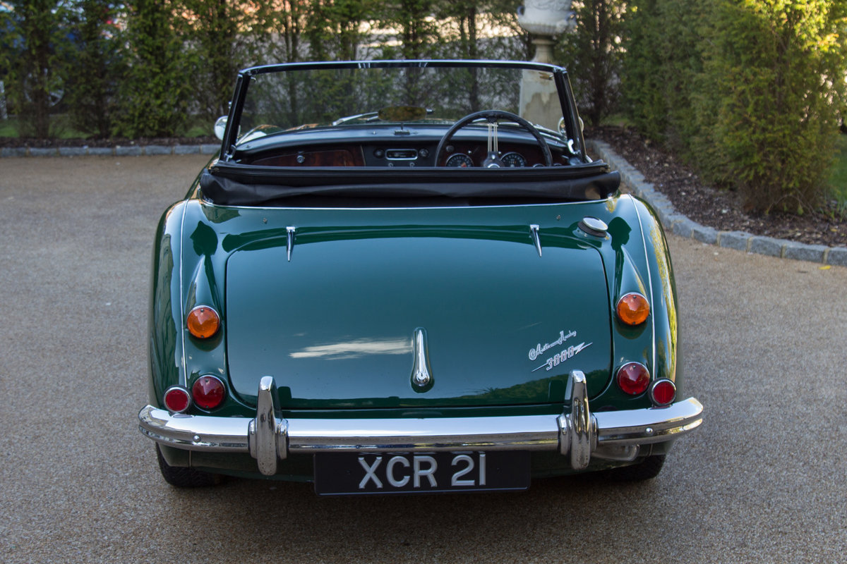1966 Austin Healey 3000 MkIII BJ8 | 30k from New UK Car For Sale (picture 6 of 6)