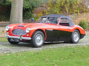 1958 Austin Healey 100/6 For Sale