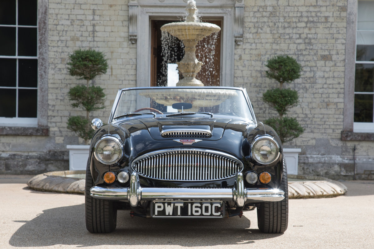 1965 Austin Healey 3000 MkIII BJ8 Phase II | Stunning Condition For Sale (picture 1 of 6)
