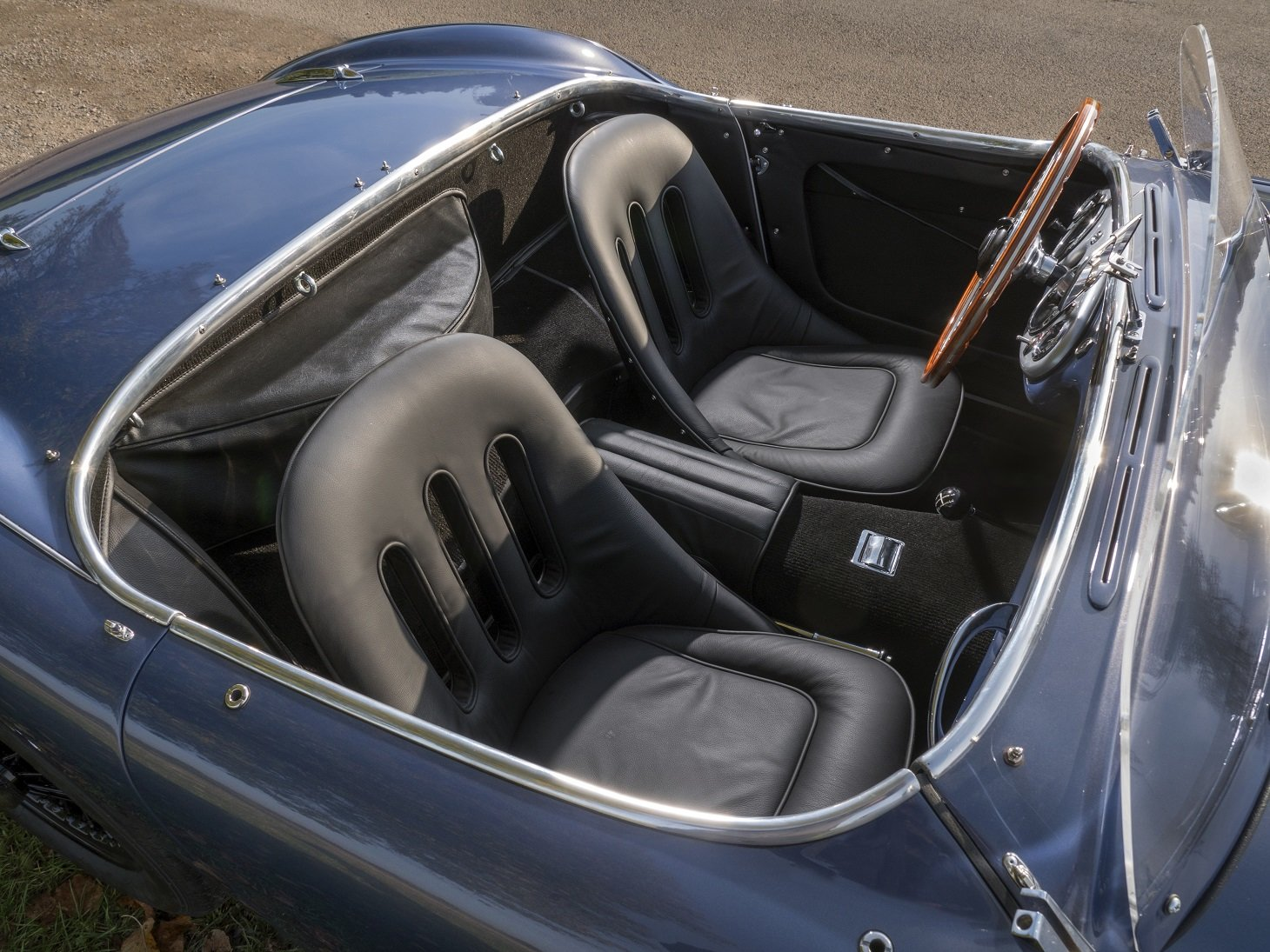 Austin Healey 100/4 1953 Full Restoration - Fast Road Spec For Sale (picture 5 of 6)