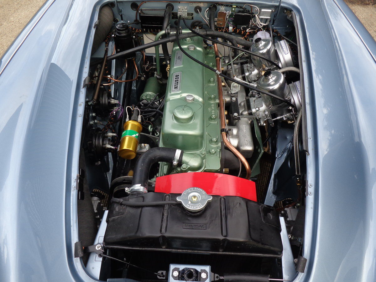 1966 AUSTIN HEALEY 3000 MK 3 PH 2 -  THE BEST OF THE BEST! For Sale (picture 6 of 6)