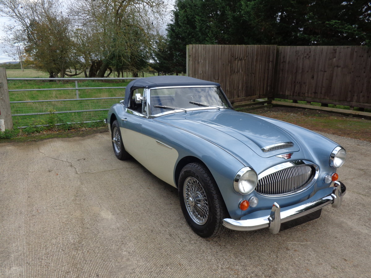 1966 AUSTIN HEALEY 3000 MK 3 PH 2 -  THE BEST OF THE BEST! For Sale (picture 1 of 6)
