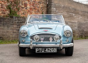 1963 Austin Healey 3000 Mk. IIA BJ7 SOLD by Auction
