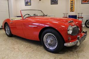 1962 Austin Healey 3000 MK11 | 25K Restoration Completed