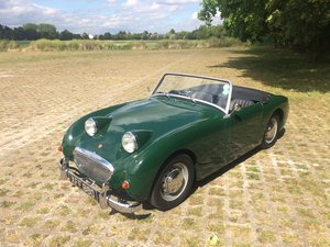 1961 Austin Healey Sprite. mk1 all steel.  For Sale