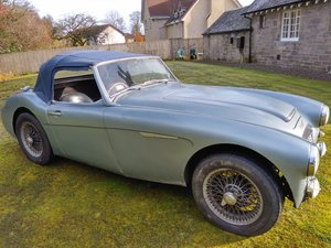 Picture of 1961 AUSTIN HEALEY 3000 MK1 SOLD