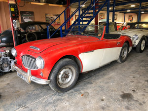 1955 Austin Healey 100/6 - Project SOLD