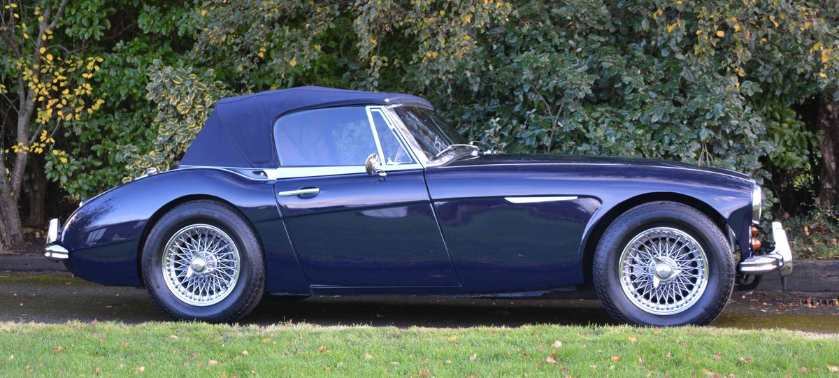 1963 Austin Healey 3000 MKII BJ7 For Sale (picture 1 of 6)