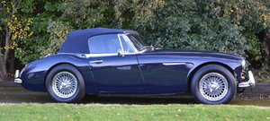 1963 Austin Healey 3000 MKII BJ7 For Sale