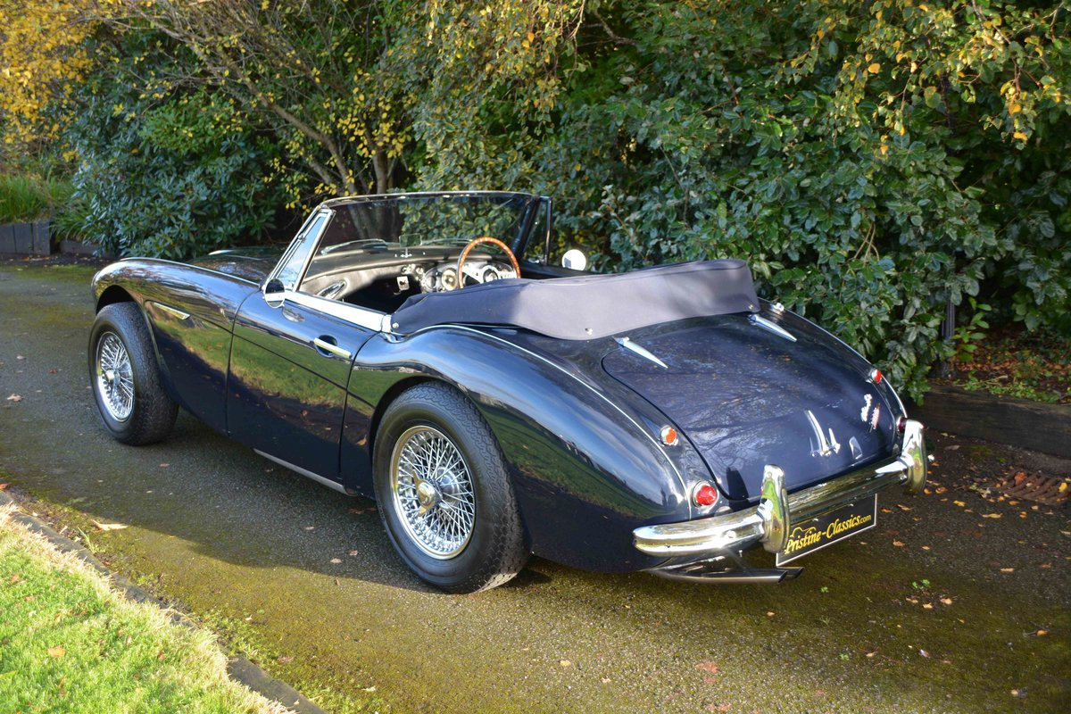 1963 Austin Healey 3000 MKII BJ7 For Sale (picture 4 of 6)