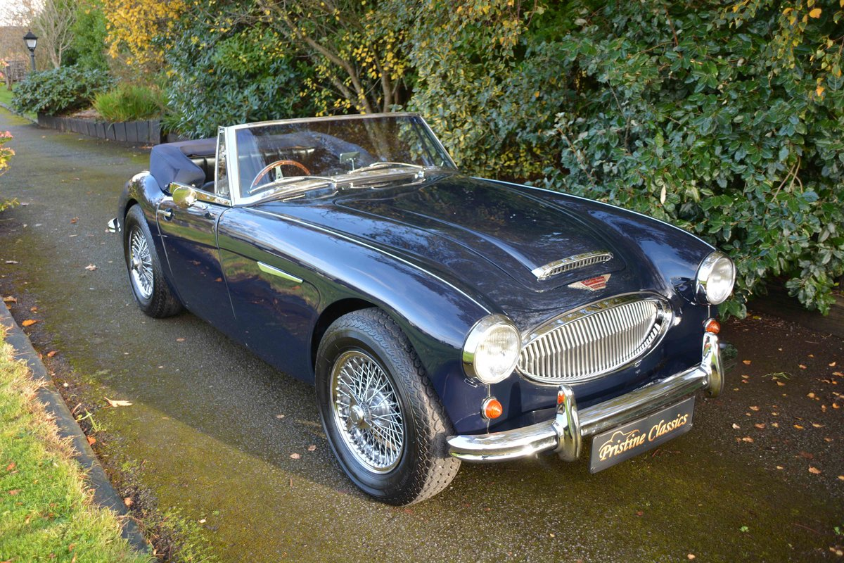 1963 Austin Healey 3000 MKII BJ7 For Sale (picture 5 of 6)