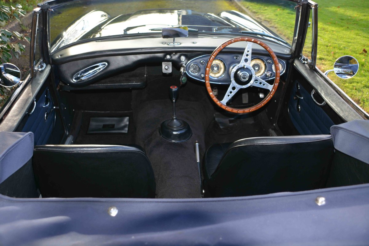 1963 Austin Healey 3000 MKII BJ7 For Sale (picture 6 of 6)