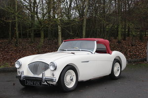 1955 AUSTIN HEALEY 100/4 BN1. For Sale