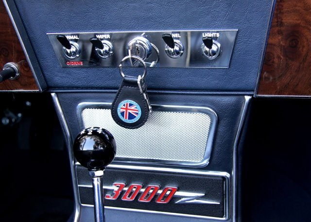1964 Austin Healey 3000 MKIII BJ8 For Sale (picture 7 of 10)