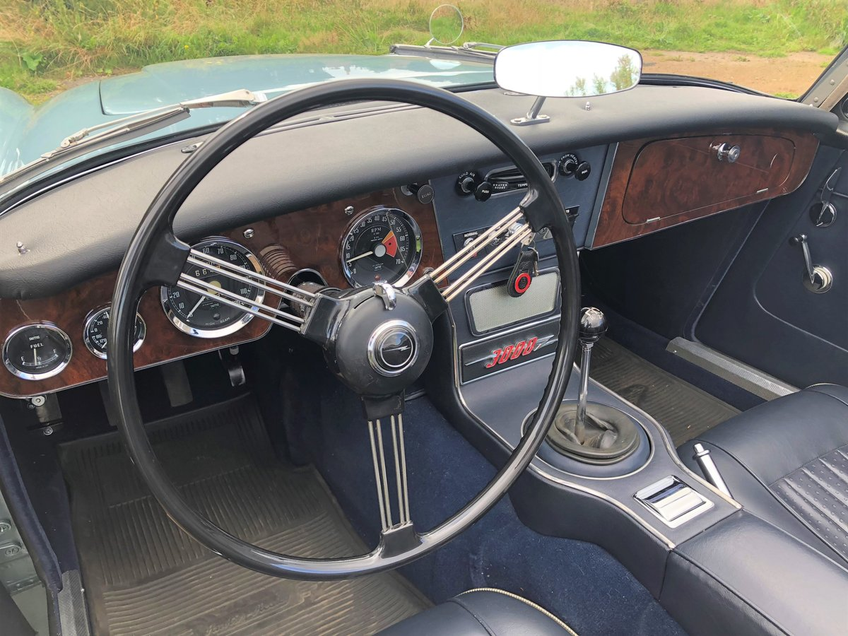 1964 Austin Healey 3000 MKIII BJ8 For Sale (picture 10 of 10)