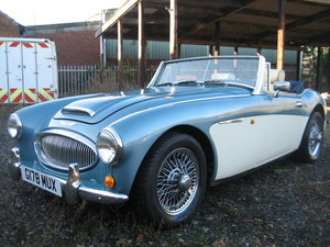 1989 Austin Healey 3000 Sebring For Sale