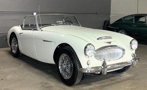 1962 Austin-Healey 3000 Tri-Carb = Project U finish  $35.5k