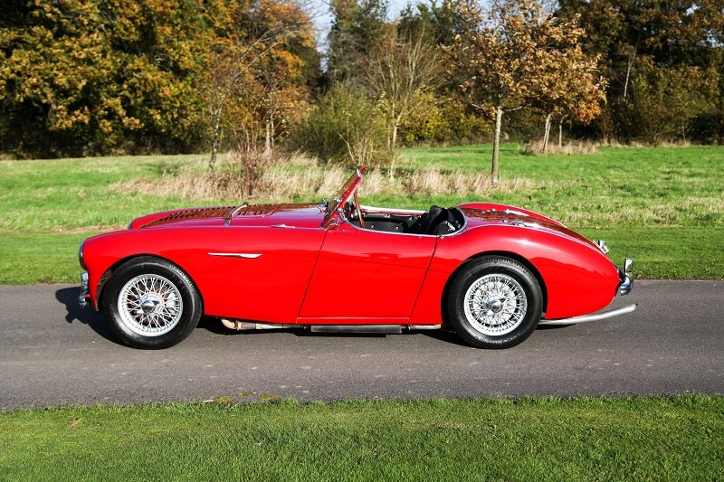 1954 Austin Healey 100 M Spec SOLD (picture 2 of 5)