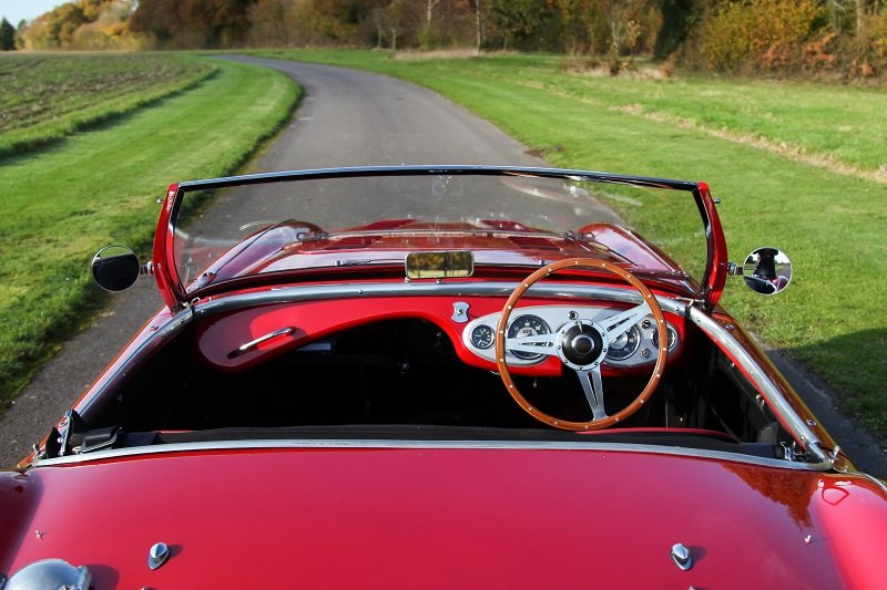 1954 Austin Healey 100 M Spec SOLD (picture 5 of 5)