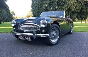1961 AUSTIN HEALEY BT7 TRI CARB. ORIGINAL UK CAR. For Sale