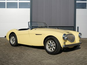 1956 Austin Healey 100/4 BN2 overdrive For Sale