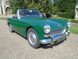 1967 Austin Healey Sprite 1098cc, BIG BUMPER MODEL!!