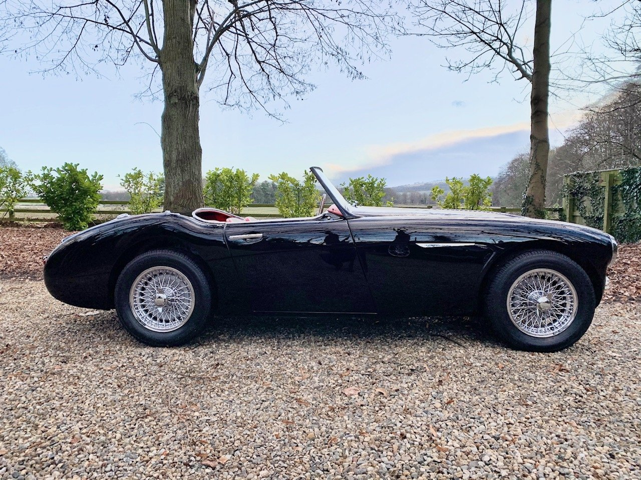 1958 Superior example Austin Healey 100/6 BN6 RARE 2 seater SOLD (picture 1 of 6)
