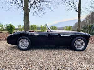 1958 Superior example Austin Healey 100/6 BN6 RARE 2 seater