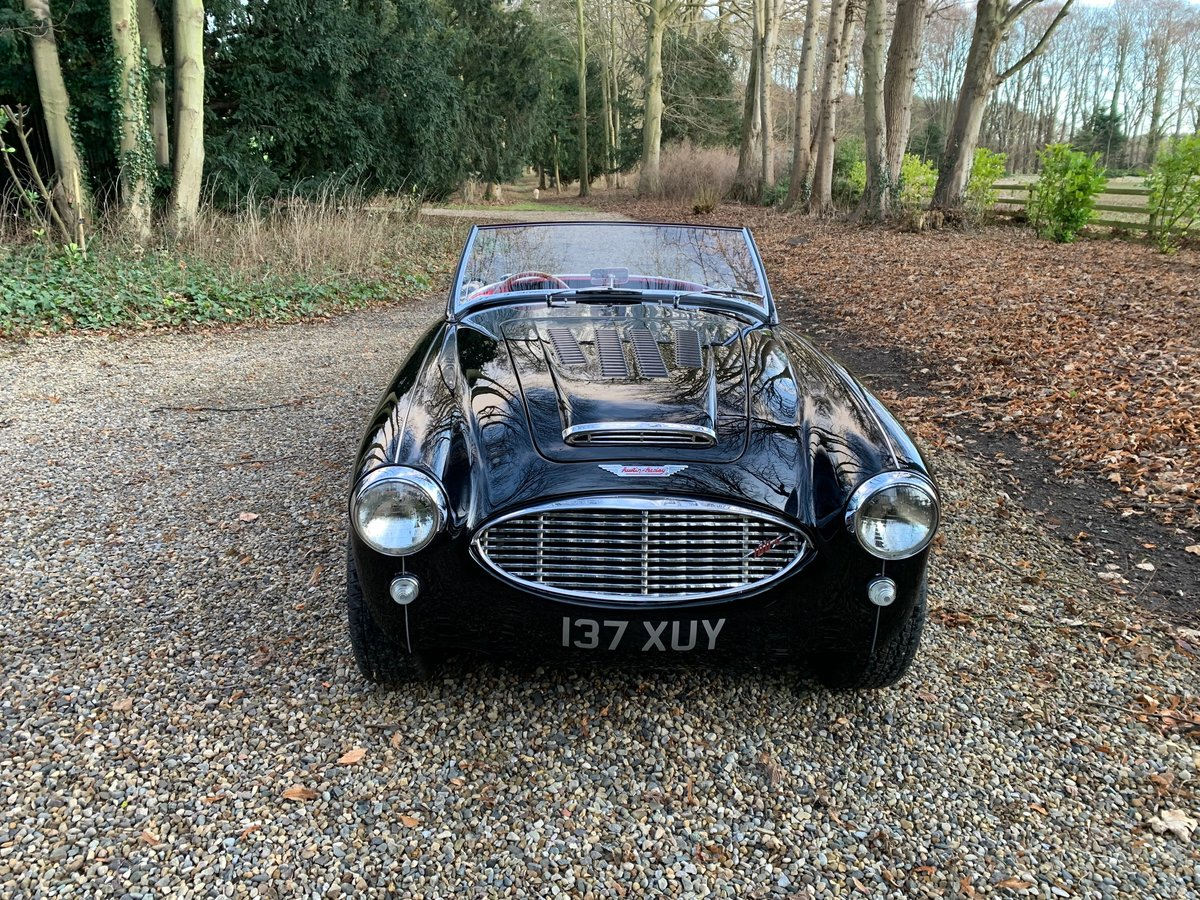 1958 Superior example Austin Healey 100/6 BN6 RARE 2 seater SOLD (picture 3 of 6)