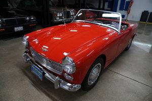 1963 Austin-Healey Sprite Mark II Roadster 69K orig miles SOLD
