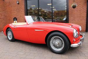1962 Austin Healey 3000 MK11 | 25K Restoration Completed  For Sale