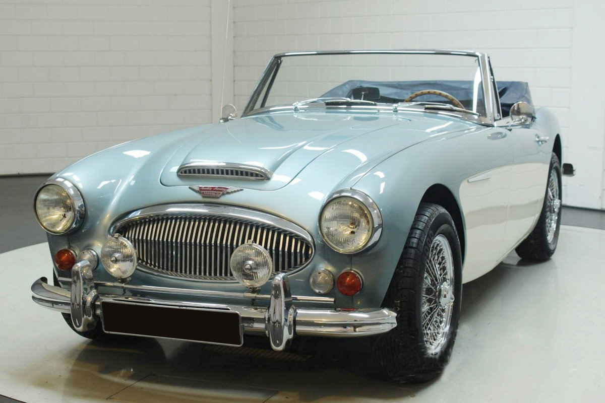 1967 Austin- Healey 3000 Mk III 17 Jan 2020 For Sale by Auction (picture 1 of 4)