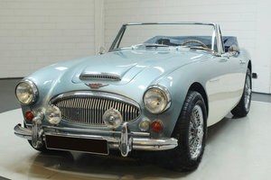 1967 Austin- Healey 3000 Mk III 17 Jan 2020